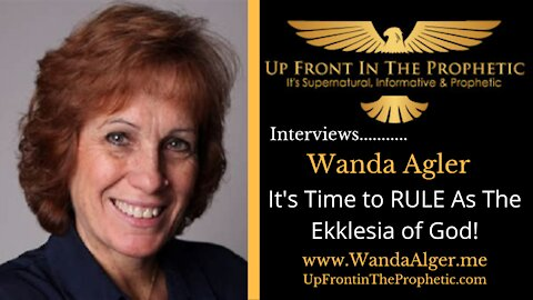 It's Time To RULE As The Ekklesia of God!