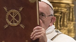 Pope Francis reiterates stance against abortion