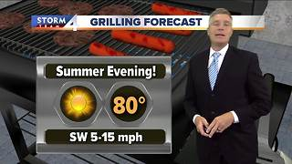 Clear, Warm Evening Ahead - Video