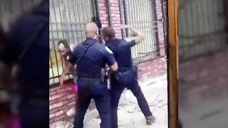 Former Baltimore Cop Charged With Assault After Video Goes Viral