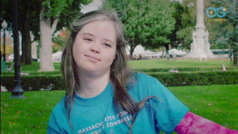 Megan Bomgaars Living An Unlimited Life With Down Syndrome