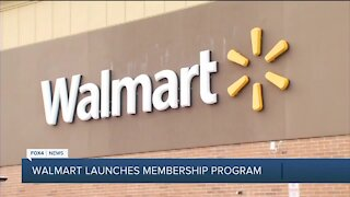 Walmart launched membership program