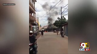 Miamisburg teen survived gas station explosion in Cambodia