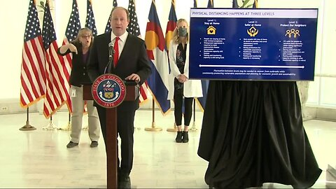 Gov. Polis outlines plan to lift stay-at-home order at end of the week