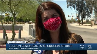 Tucson restaurants now permitted to sell groceries