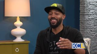 Tone Bell to perform at KC Improv - Video