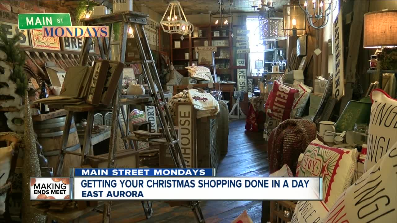 Main Street Mondays: East Aurora
