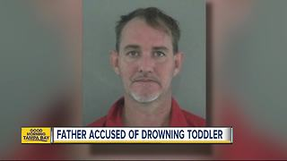 Florida man calls wife to say he killed their 17-month-old toddler, deputies say - Video