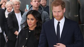 What Prince Harry and Meghan Markle named their new charity