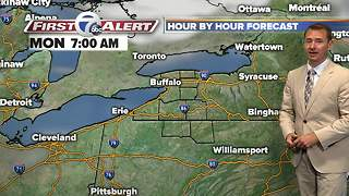 7 First Alert Forecast 07/31/17 - Video