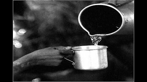 Give a cup of water... What a MYTH!