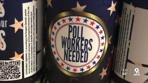 How a Newport brewery is helping recruit poll workers