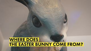The Easter bunny's antique history - Video