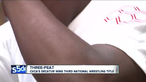Decatur wins 3rd National Championship