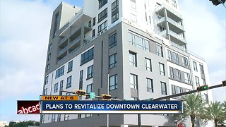 Plans to revitalize downtown Clearwater