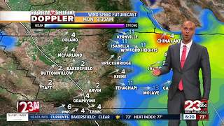 Cool off in store for Kern County! - Video
