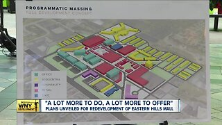 Plans unveiled for redevelopment of Eastern Hills Mall