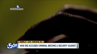 Investigation reveals dangerous loophole in Ohio security guard rules - Video