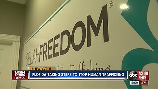 Florida schools to teach about child trafficking prevention