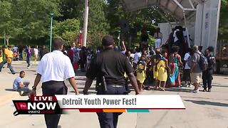 Detroit Youth Power Fest - Video