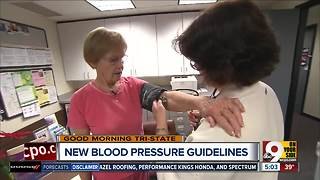 New guidelines mean nearly half of American adults suffer from high blood pressure - Video