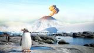 On Science - New Antarctic Volcano Discovered - Video