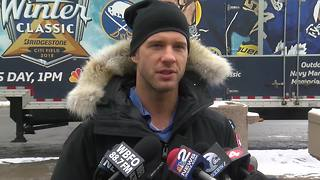 12/15 Jason Pominville Full Interview - Video