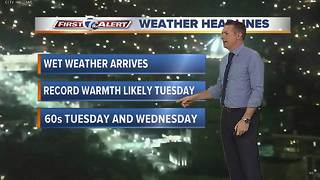 7 First Alert Forecast - 02/19 5 a.m. - Video