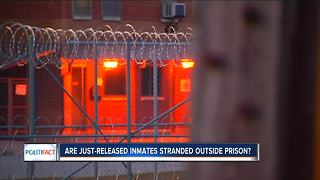 Politifact Wisconsin: Inmate release protocol - Video