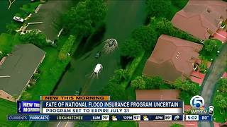 Fate of National Flood Insurance Program unclear - Video
