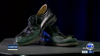 How a pair of shoes inspired a UNC commencement speech
