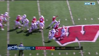 Florida Atlantic University football team staying in Madison - Video
