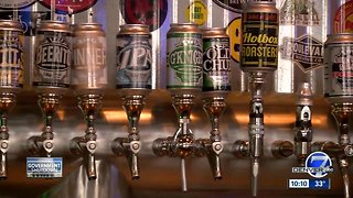 Colorado breweries hit by government shutdown - Video