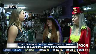 The Red Headed Witches Halloween Costumes - Video