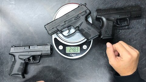 Springfield Armory XDE 9mm Reviewed