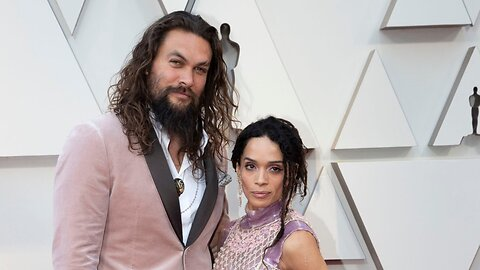 Lenny Kravitz Expresses Love For Ex-Wife's New Husband, Jason Momoa