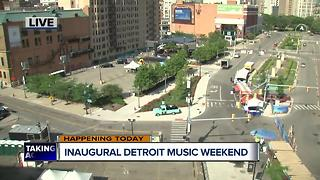 Organizing Detroit Music Weekend - Video