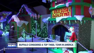 Buffalo ranked one of the top tinsel towns in America