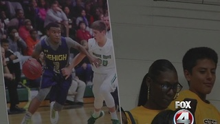 Lehigh Senior High School honors Ste'fan Strawder - Video