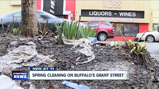 Grant Street neighborhood to host spring cleaning - Video