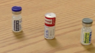 FDA: Possible shortage in certain painkillers - Video