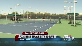 WalletHub names Oro Valley best small city in Arizona - Video