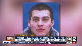 Man sentenced for killing mother of two in Aberdeen - Video