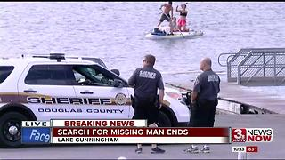 Update:  Missing man recovered from Lake Cunningham - Video