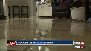 New homeowners forced to remodel after flood water damages home - Video