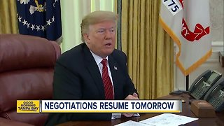 Wednesday marks day five of Government shutdown