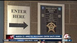 Arrestee Processing Center shut down for good Sunday night - Video