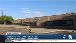 Marana School District offers students mental health services