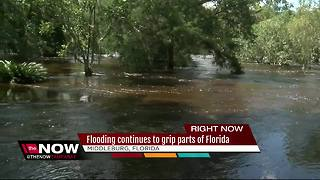 Flooding continues to grip parts of Florida - Video