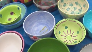 Empty Bowls fundraiser benefits Idaho Foodbank - Video